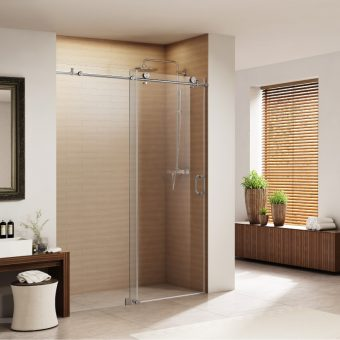 Keeping Your Shower Sliding Doors Clean