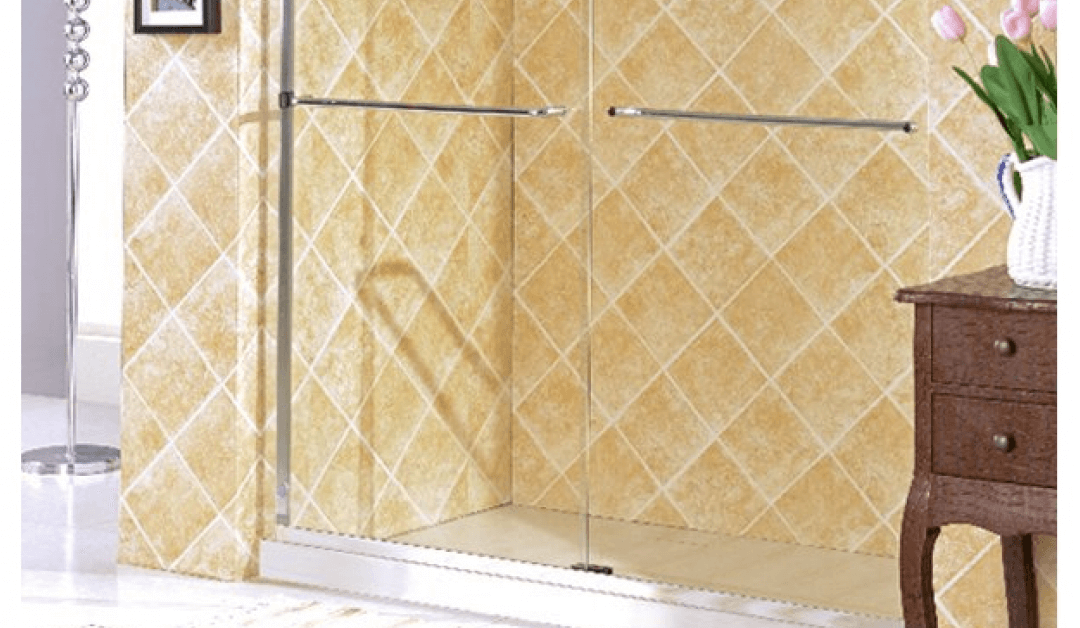 Replace Your Old, Bulky Shower Doors